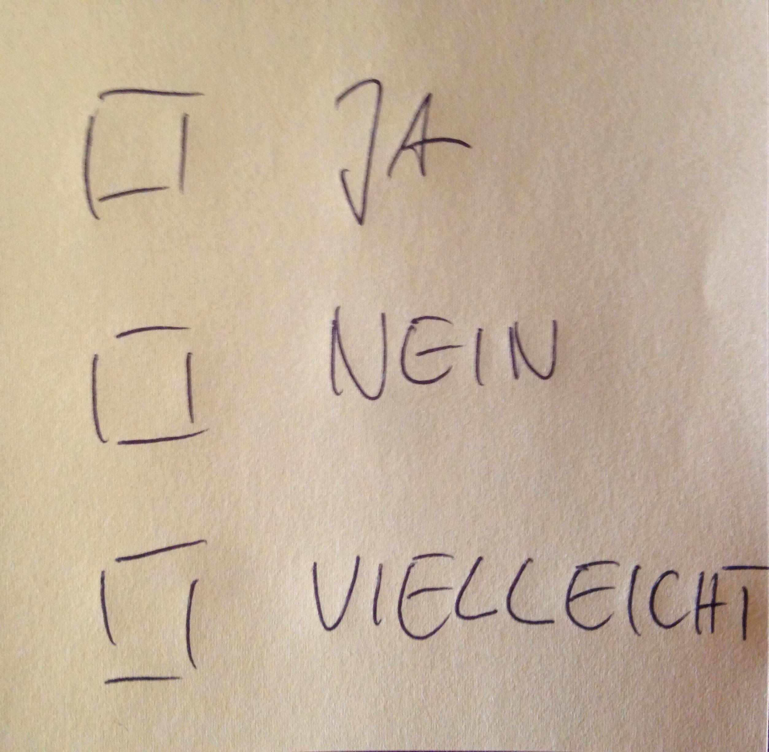 wohnzimmertisch ja oder nein  ja u2013 nein u2013  ~ Geschirrspülmaschine Ja Oder Nein
