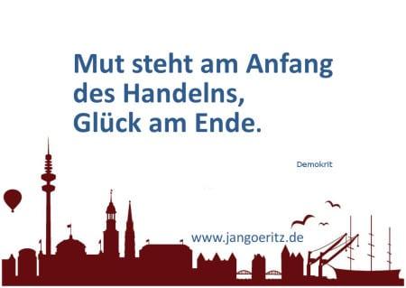 Demokrit - Jan Göritz - Heilpraktiker für Psychotherapie, Psychologischer Berater, Psychotherapeut (HpG) in Hamburg